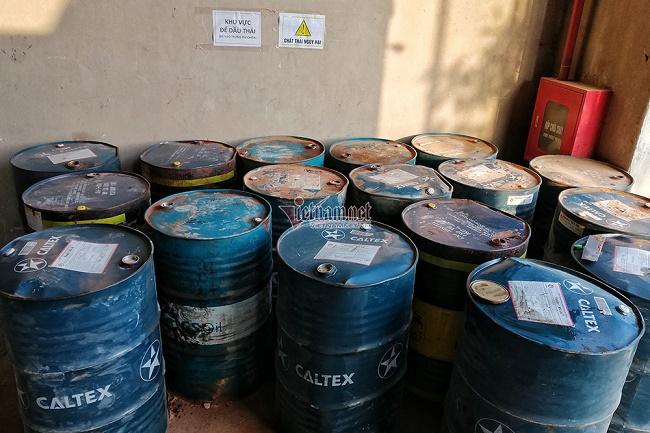 Vụ nguồn nước sông Đà nhiễm bẩn: Nội dung biên bản kiểm tra công ty Gốm sứ Thanh Hà có gì?