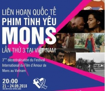 Liên hoan Quốc tế phim Tình yêu Wallonie-Bruxelles