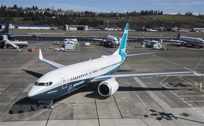 roi may bay indonesia phat hien cac loi nho o boeing 737 max 8