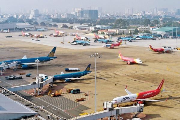 Xây dựng phương án huy động vốn đầu tư mở rộng Cảng HKQT Tân Sơn Nhất