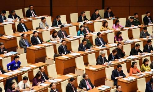 Quốc hội chính thức thông qua Nghị quyết phê chuẩn Hiệp định CPTPP