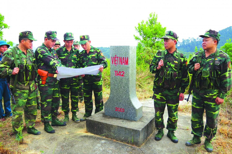 Bộ Quốc phòng đề nghị xây dựng dự án Luật Biên phòng Việt Nam