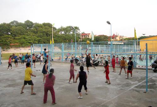 Đề xuất tiêu chí đánh giá phong trào thể dục, thể thao quần chúng