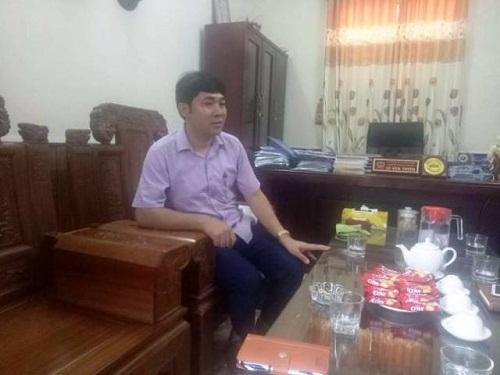 Thanh Hóa: Đình chỉ chức vụ Giám đốc BQL dự án huyện Hà Trung