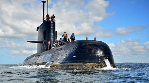 Vụ tìm thấy tàu ngầm Argentina bị mất tích cách đây 1 năm: Nhà chức trách thừa nhận không có khả năng trục vớt