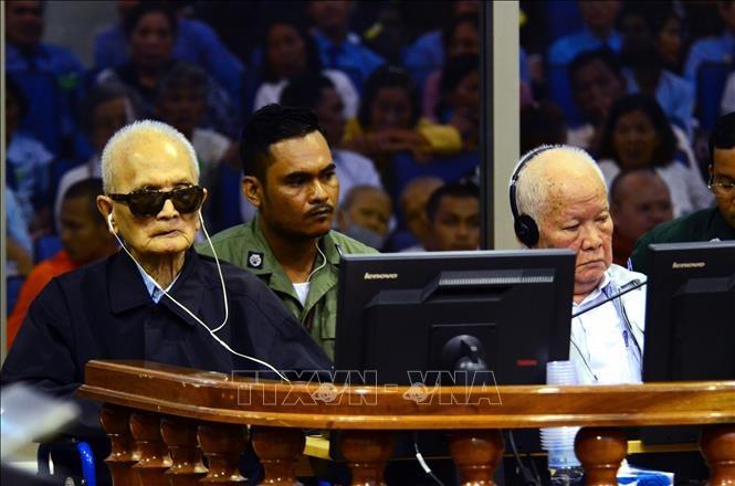 Mỹ hoan nghênh Tòa án Campuchia ra phán quyết về tội ác diệt chủng của Khmer Đỏ