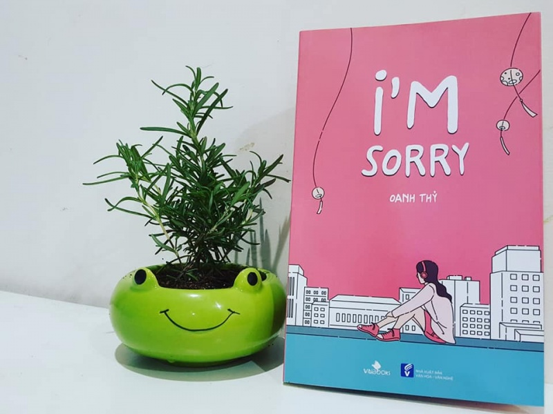 I'm Sorry không chỉ là lời xin lỗi