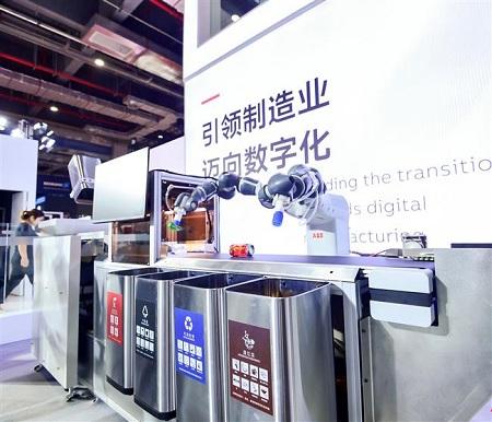 Robot phân loại rác sử dụng trí tuệ nhân tạo