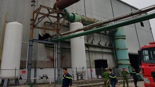 Nổ nhà máy thép tại Hải Phòng: Thêm một nạn nhân tử vong