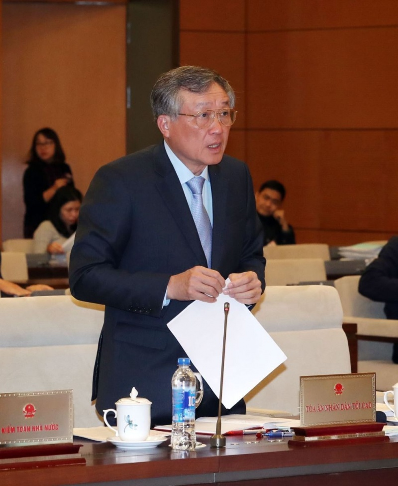 Luật hòa giải, đối thoại tại tòa án sẽ được thảo luận tại Kỳ họp thứ 8, QH khóa XIV