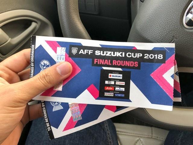 Những con số thống kê về đợt bán vé online trận chung kết lượt về AFF Suzuki Cup 2018