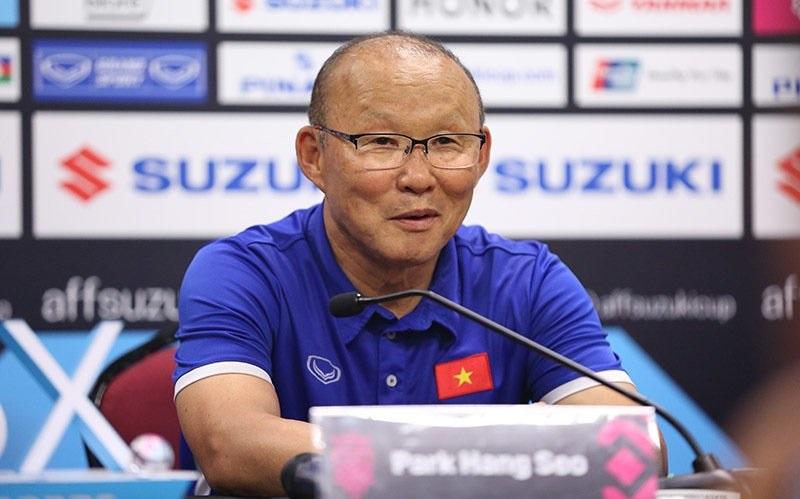 HLV Park Hang-seo tiếc nuối vì Việt Nam bị gỡ hòa, HLV Tan Cheng Hoe tin vào cơ hội của Malaysia
