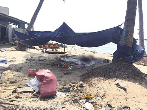 Bình Thuận: Điều tra vụ thi thể người bị buộc chân vào 2 hòn đá trên biển Mũi Né