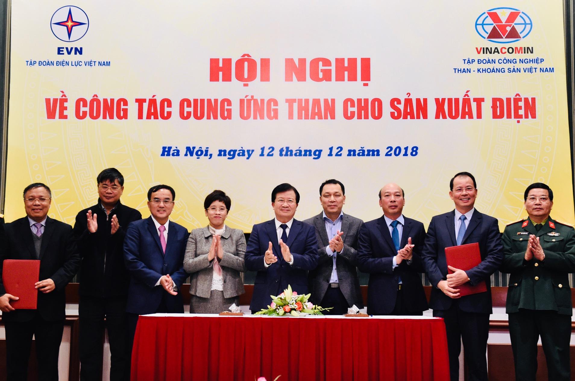 phai cung ung du than de phat dien bao dam san xuat va sinh hoat