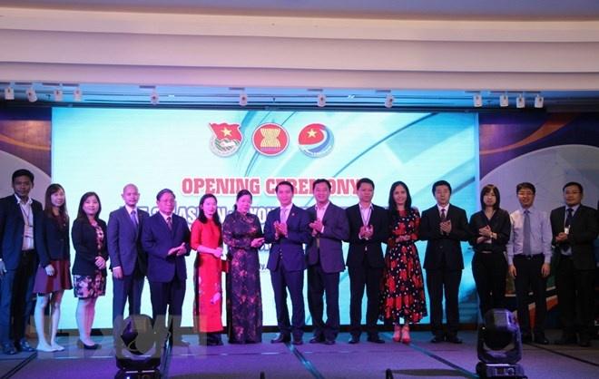 Khai mạc Diễn đàn Doanh nhân trẻ ASEAN+3 tại Thành phố Hồ Chí Minh