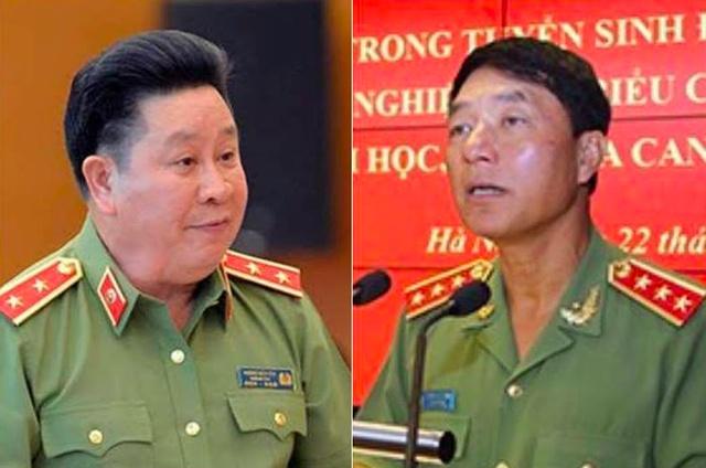 Điều tra mở rộng vụ Vũ 'nhôm': Hai cựu thứ trưởng Bộ Công an bị khởi tố