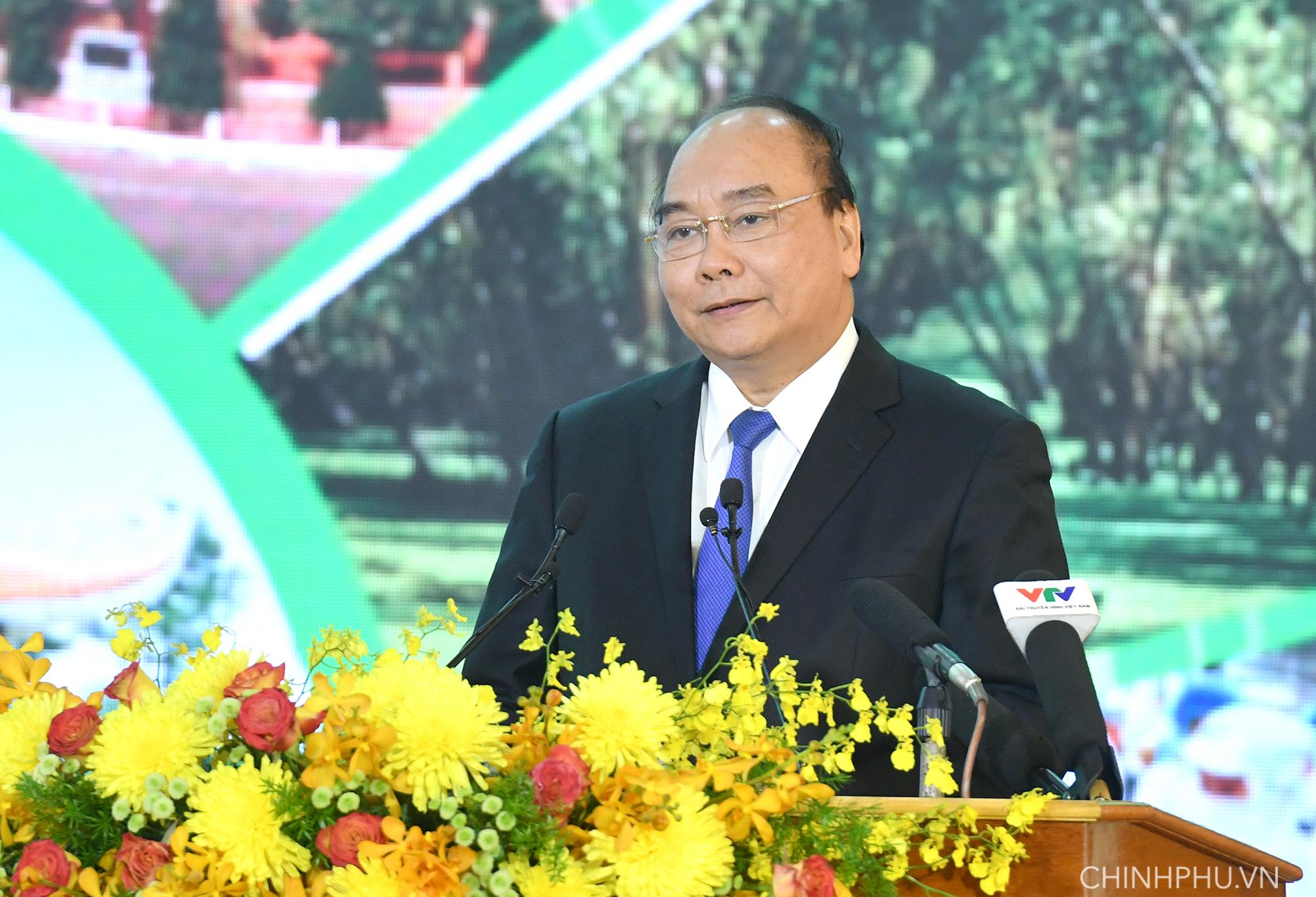 Thủ tướng chỉ ra các 'từ khóa' phát triển cho An Giang