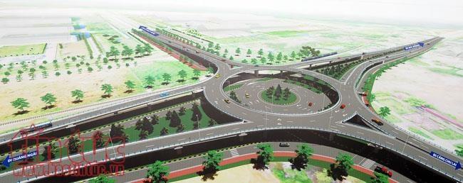 Điều chỉnh giao thông nút giao Chu Lai trên cao tốc Đà Nẵng – Quảng Ngãi