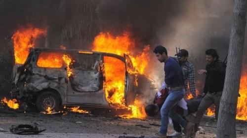 Đánh bom xe tại Tây Bắc Syria, ít nhất 9 người thiệt mạng và 20 người bị thương