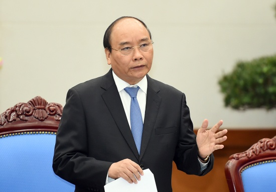 thu tuong chi dao ve 2 nghi quyet dau nam moi 2019