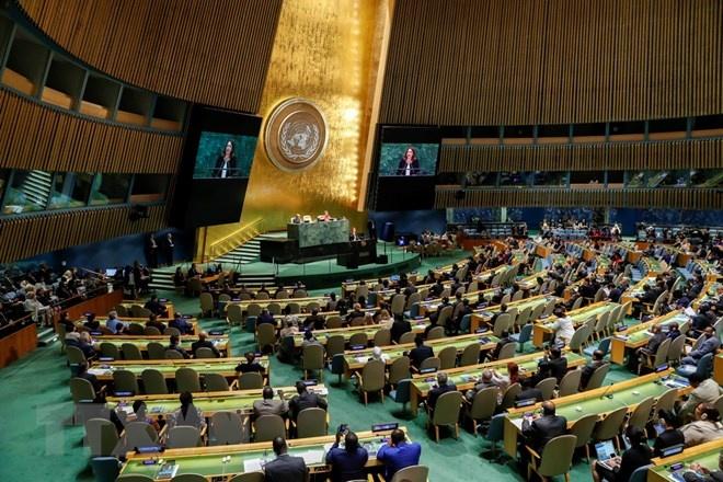 tin thêm Việt Nam trúng cử thành viên Ủy ban Luật thương mại quốc tế LHQ