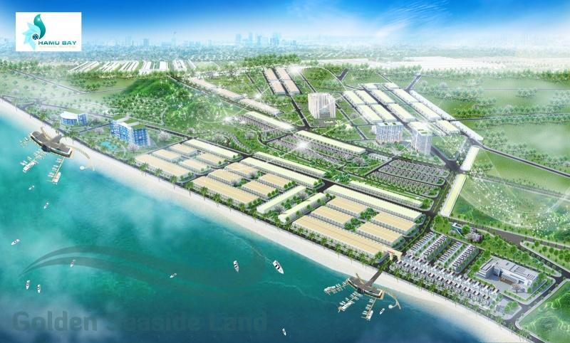 Lễ ra mắt đầy ấn tượng Khu đô thị biển Hamubay Phan Thiết