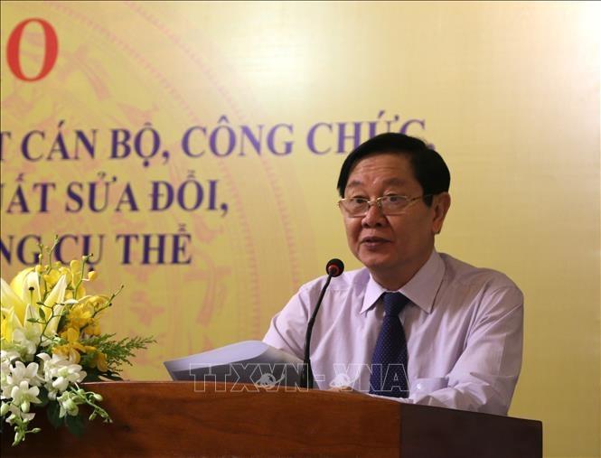 Cần bổ sung hình thức xóa tư cách nguyên Thứ trưởng, Bộ trưởng vi phạm đã nghỉ hưu