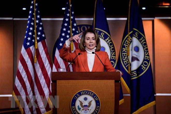 Mỹ: Đảng Dân chủ bác đề xuất bổ sung ngân sách cho an ninh biên giới