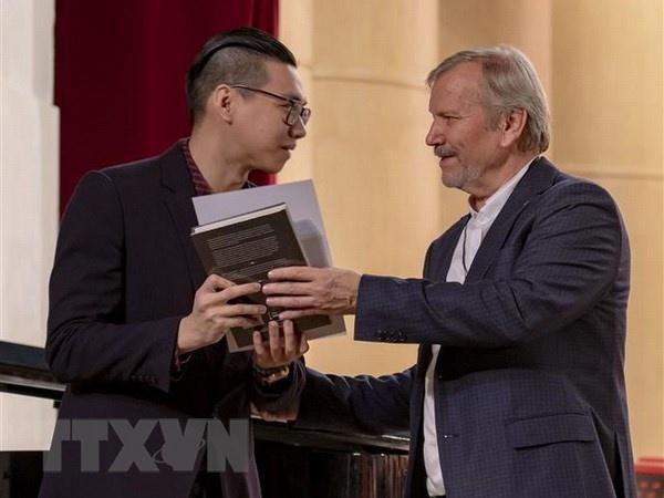 Sinh viên Việt Nam đạt giải 3 tại Festival âm nhạc toàn Nga