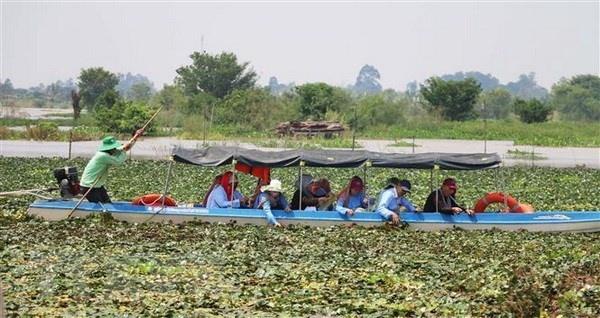 Đưa du lịch về nông thôn - hướng đi của Đồng bằng sông Cửu Long