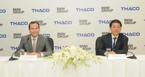 Thaco sẽ mở 15 showroom phục vụ BMW, MINI và BMW Motorrad