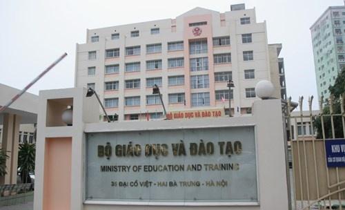 Nhiều đơn vị thuộc Bộ GD&ĐT bổ nhiệm sai quy định