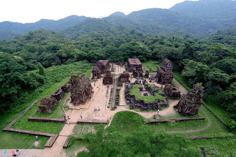 Di sản Văn hóa thế giới Mỹ Sơn sẽ số hóa 1.000 hiện vật tháp cổ