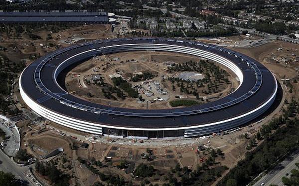 Trụ sở mới của Apple là tòa nhà đắt thứ 3 thế giới