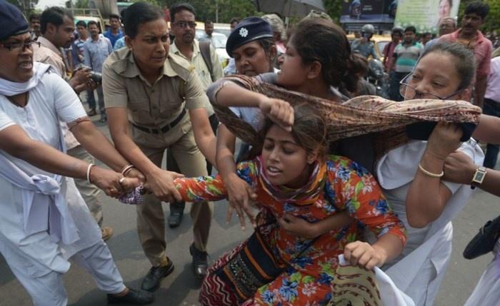 Ấn Độ: Làn sóng phẫn nộ vì hàng loạt vụ cưỡng hiếp tàn bạo