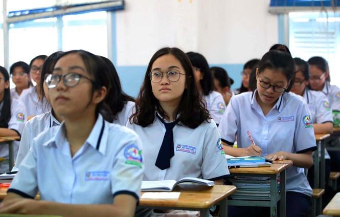Công bố dự thảo Chương trình môn học mới với 20 môn học
