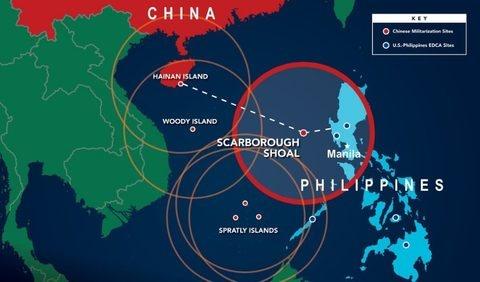 Báo Trung Quốc: Mỹ là lý do quân sự hóa Biển Đông