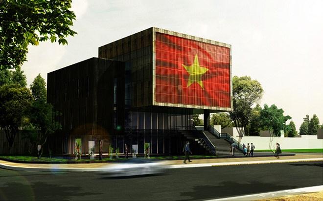 Nhà trưng bày Hoàng Sa sẽ khánh thành nhân dịp 43 năm giải phóng Đà Nẵng
