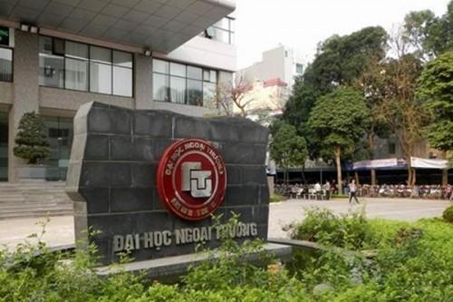 Đại học Ngoại thương công bố các phương thức tuyển sinh năm 2019