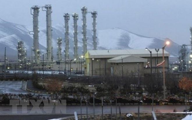 Iran tuyên bố bắt đầu tiến tới tự sản xuất nhiên liệu hạt nhân