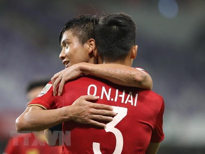 Tuyển Việt Nam thiết lập cột mốc lịch sử cho bóng đá Đông Nam Á