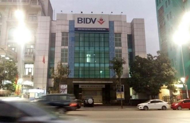 BIDV thông tin liên quan đến vụ cướp ngân hàng chi nhánh Hạ Long