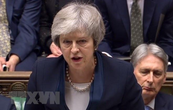 Thông tin mới nhất về 'kế hoạch B' của Thủ tướng Theresa May