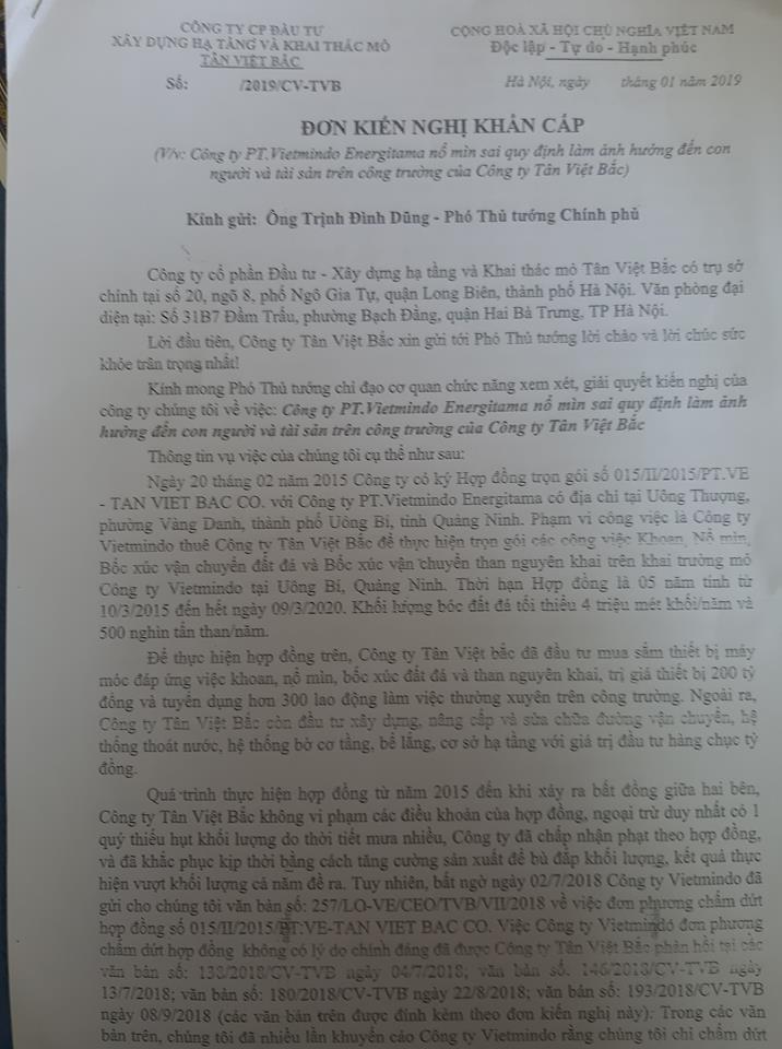 Quảng Ninh: Doanh nghiệp nội địa kêu cứu vì bị công ty nước ngoài phá hợp đồng không chịu bồi thường