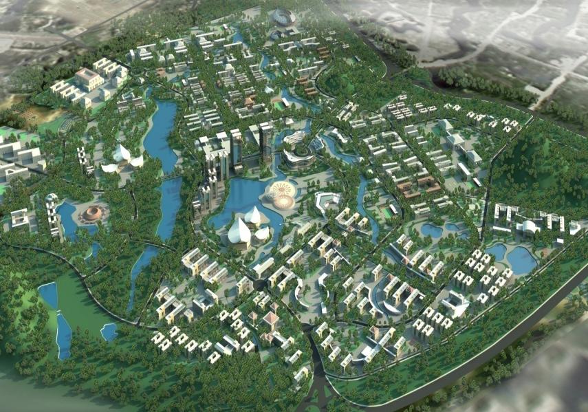 Tháo gỡ vướng mắc Dự án Đại học Quốc gia Hà Nội tại Hòa Lạc
