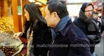 lo anh ba yingluck shinawatra di mua sam cung ong thaksin o trung quoc