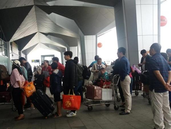Hơn 2.600 chuyến bay chậm, hủy chuyến trong tháng đầu năm