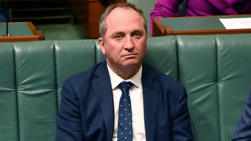 Phó Thủ tướng Australia từ chức vì bê bối ngoại tình