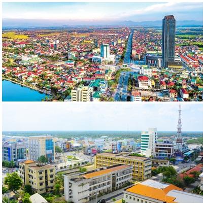 Thành phố Bến Tre và Hà Tĩnh được công nhận là đô thị loại II