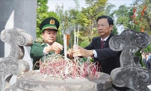 40 năm Cuộc chiến đấu bảo vệ biên giới phía Bắc: Ấm tình đồng đội nơi đỉnh Pò Hèn